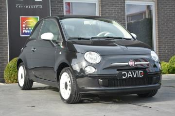 "Fiat 500 1.2 ""black&White""edition"